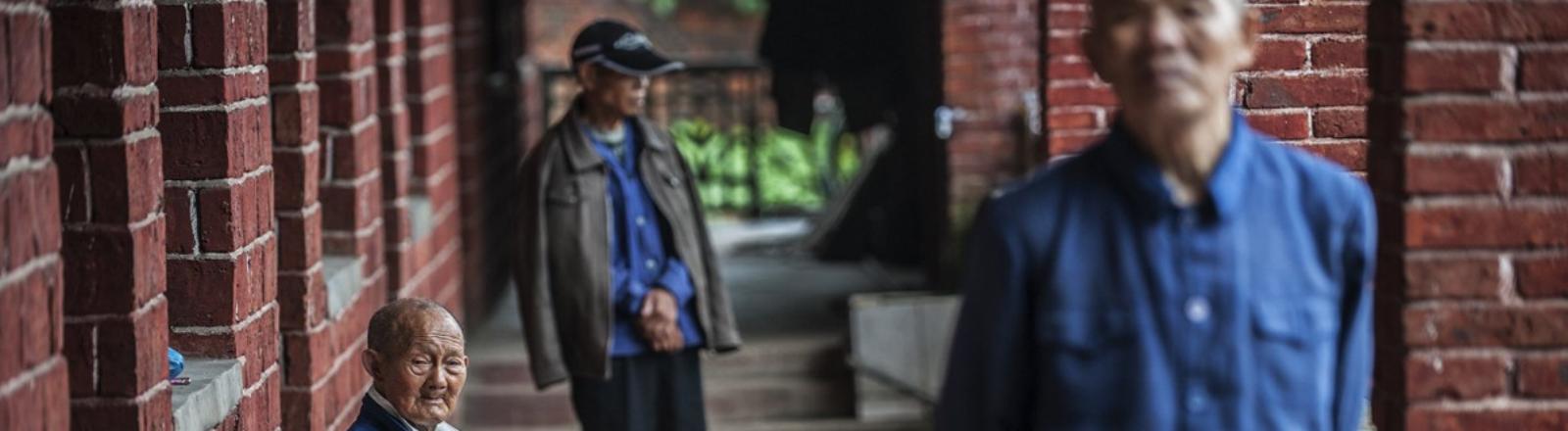 中國延遲退休年齡的爭議